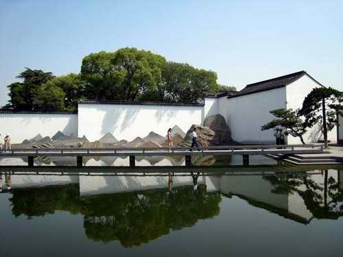 照片博物馆:旧时老苏州的风景