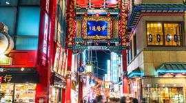 東京迪士尼、江之島、箱根海賊船5日