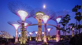 時尚雙人新加坡4日