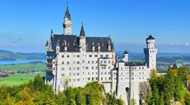 德式城堡&奧式音樂.歐式浪漫10日